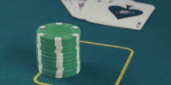 Texas Hold'em Online: põhitõdede õppimine